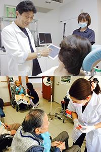 訪問歯科センター・障がい者歯科