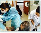 通院の困難な方に訪問診療・障がい者歯科診療