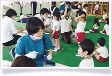 学校保健活動